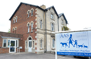 . Stroud Five Valleys Veterinary Practice